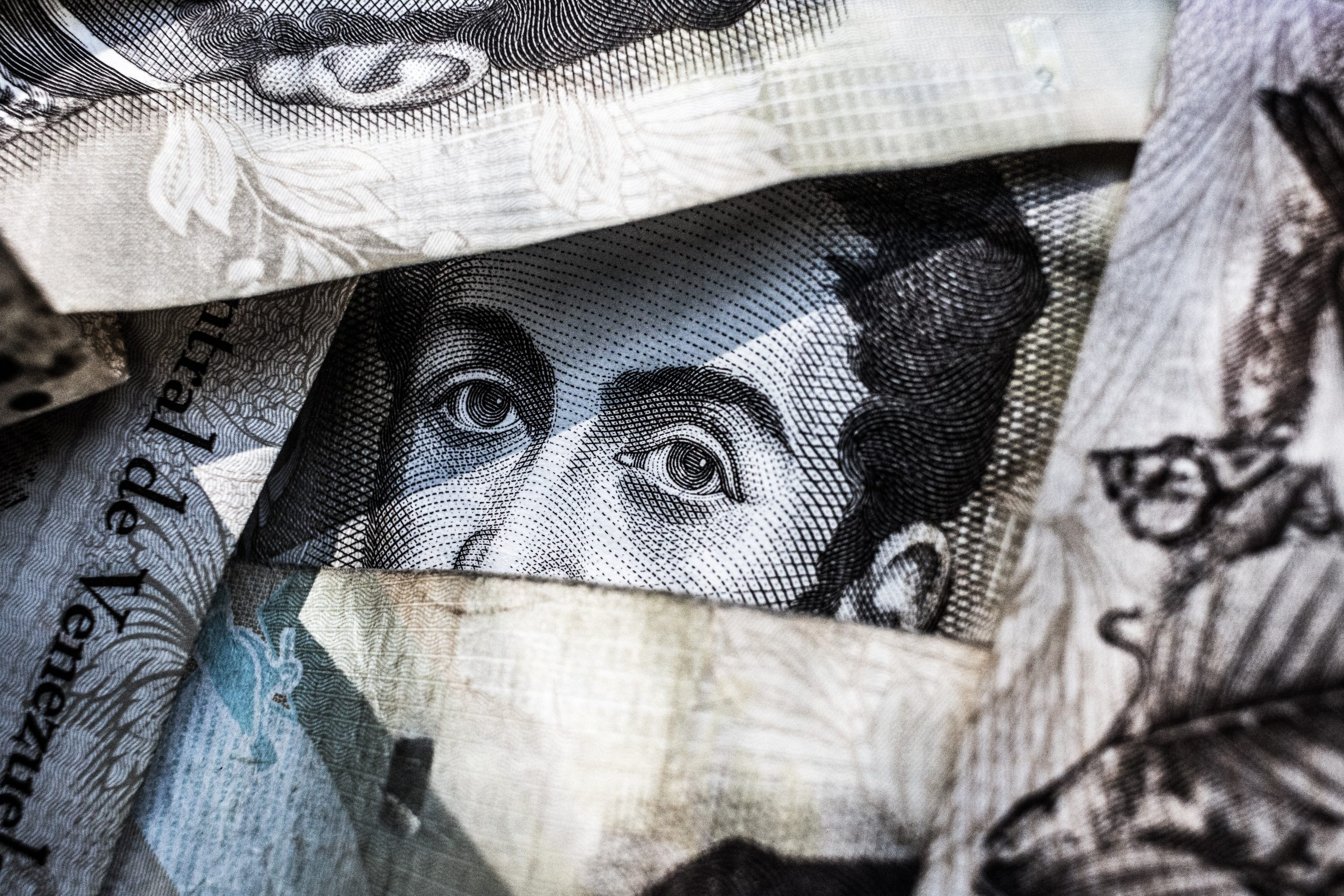 Banknote face
